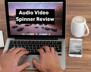 Audio Video Spinner Review