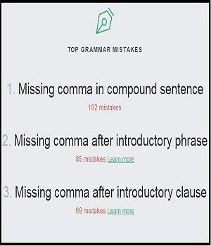 Online Grammar Check