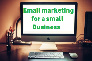 email marketing for a small business