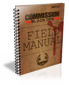 what is commission black ops