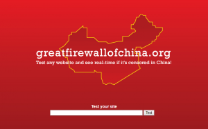 VPN's in China