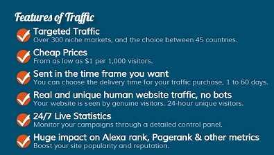 Buy Traffic for Your Website
