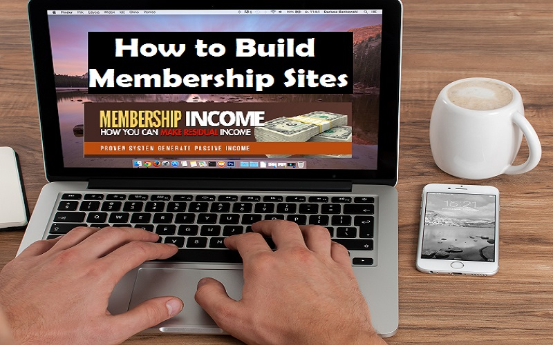 How to build membership sites