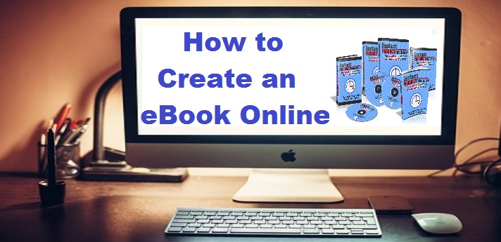 How to Create an eBook online
